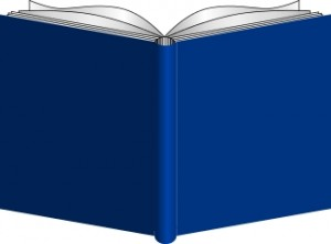BookBlueOpen