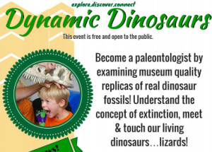 Dynamic Dinosaurs