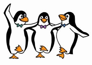 dancingpenguins