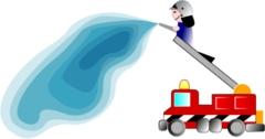firetruck_and_fireman