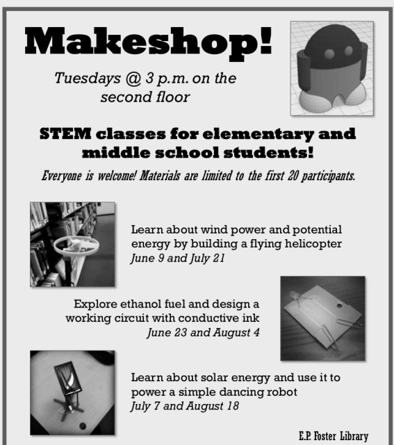 STEMMakeshop_Series_Two_Flyer