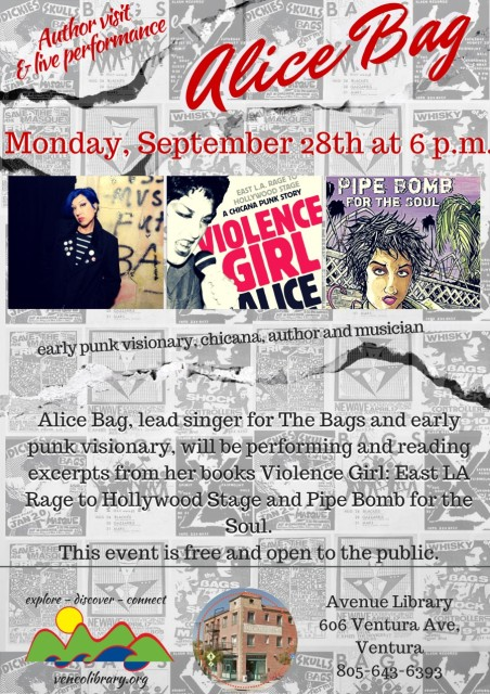 Avenue Library - Alice Bag