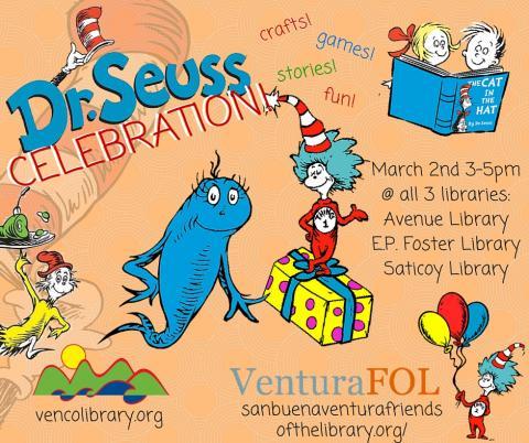 Dr Seuss Celebration2016