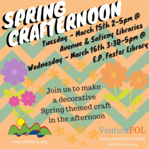 Spring Crafternoon_2016