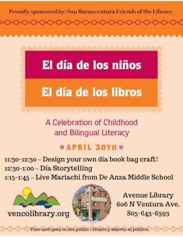 Avenue Library - Día.2016
