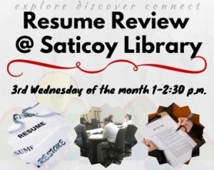 Saticoy - Resume Review